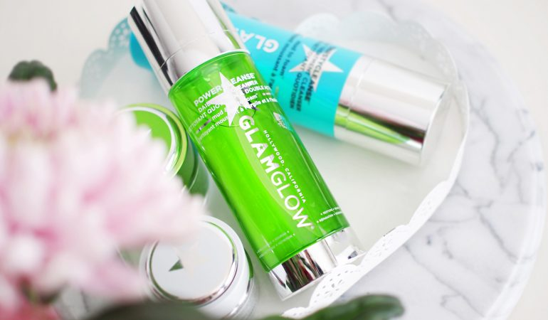 ¿Barro limpiador? Powercleanse™ Daily Dual Cleanser de Glamglow